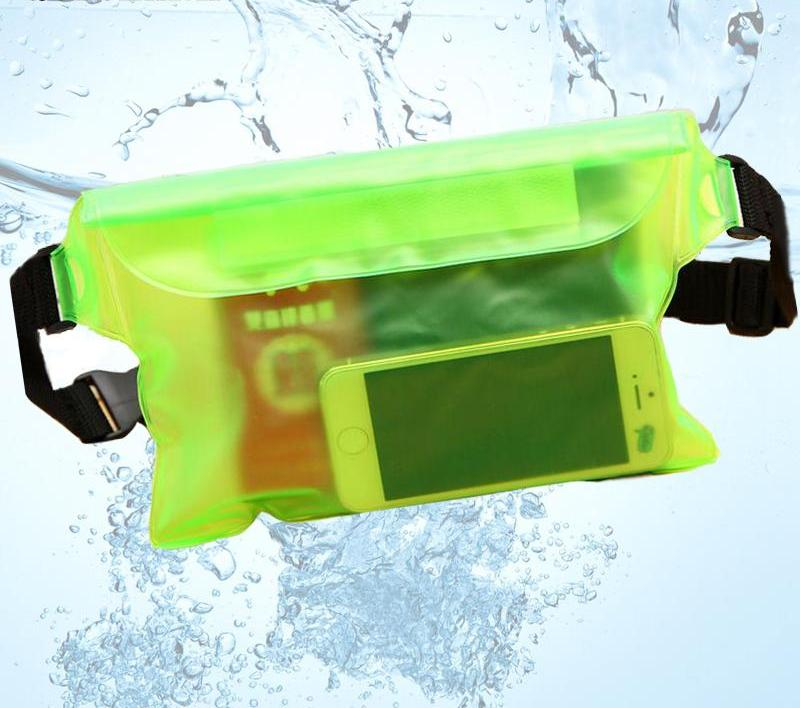 Waterproof Underwater Waist Belt Bag