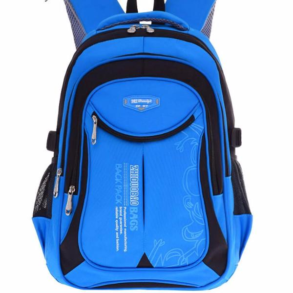 Marte&Joven Oxford School Waterproof Backpack
