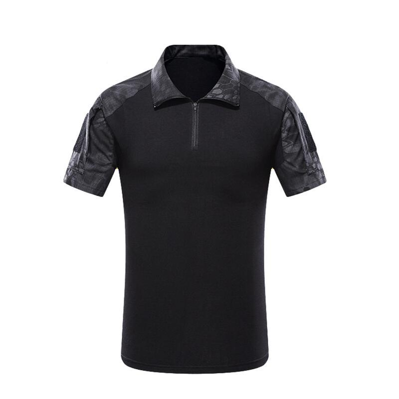 Tactical Military Short Sleeve T-Shirt