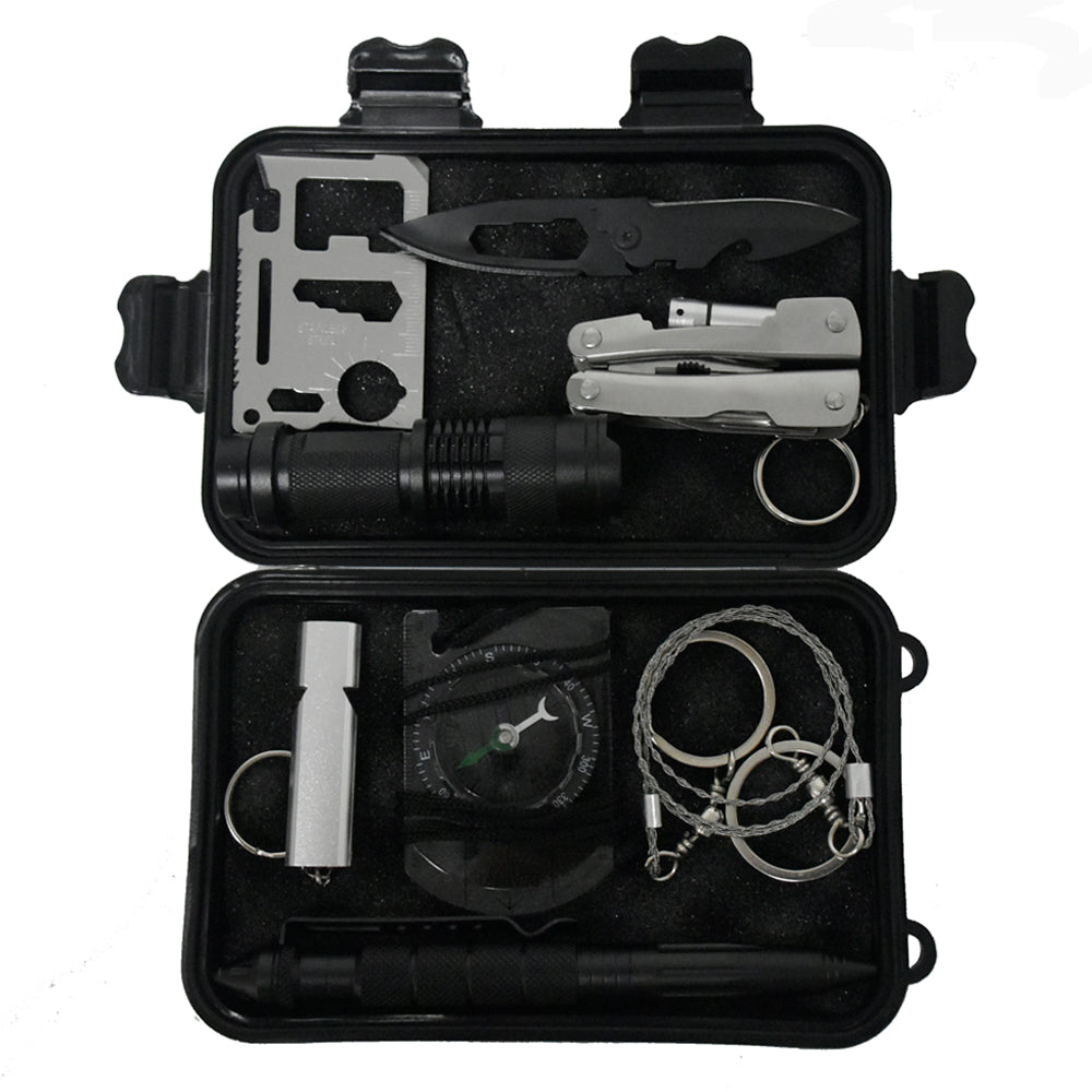 BlackDiamond 10 in 1 Outdoor Survival Kit