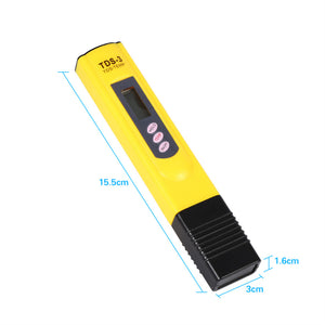 TDS Digital LCD Water Purity Test Pen