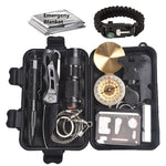 Wolfenroad 13 in 1 Survival Kit