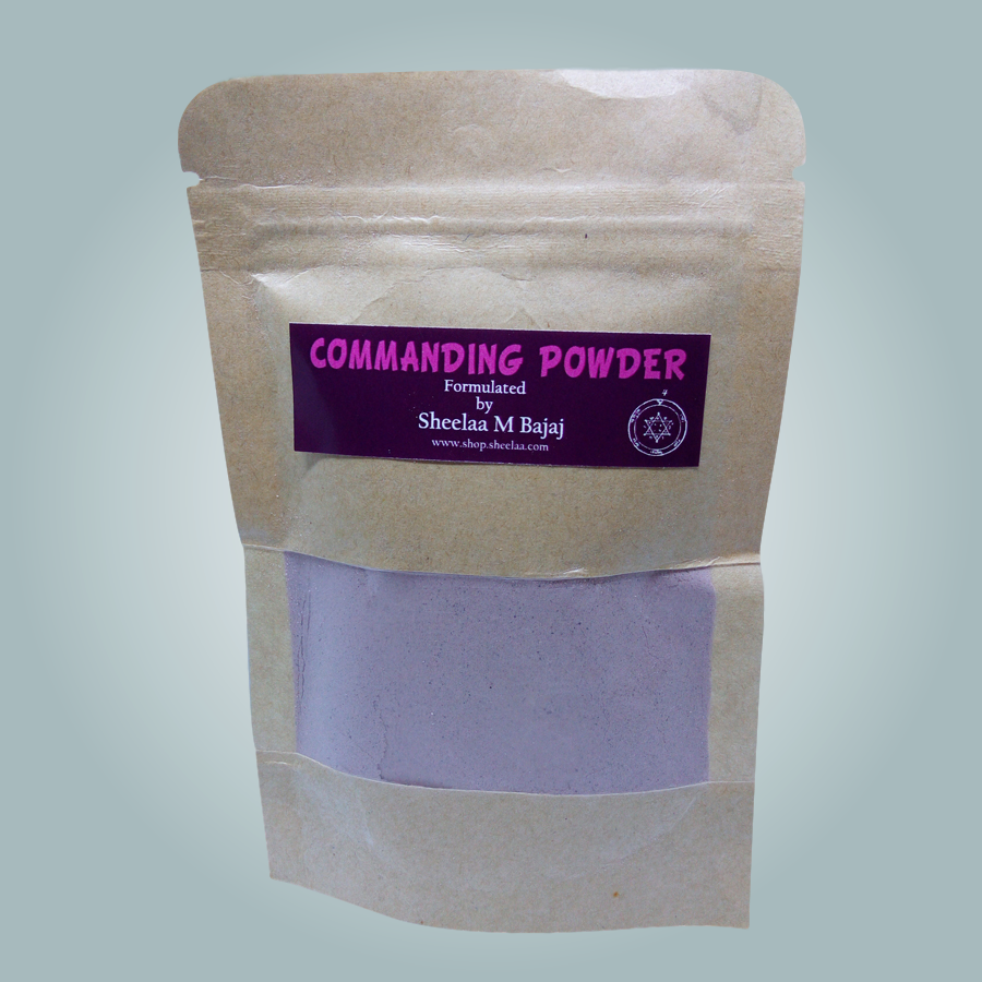 Commanding Powder
