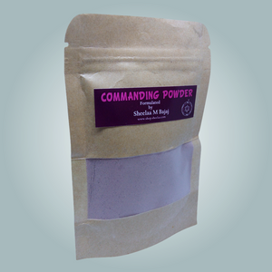 Buy Commanding Powder Online