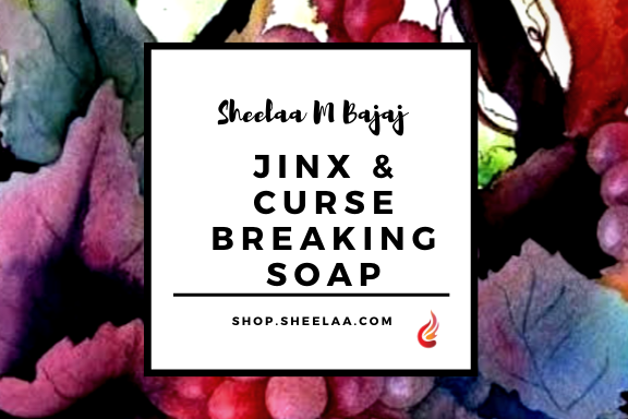 Jinx & Curse Breaking Soap