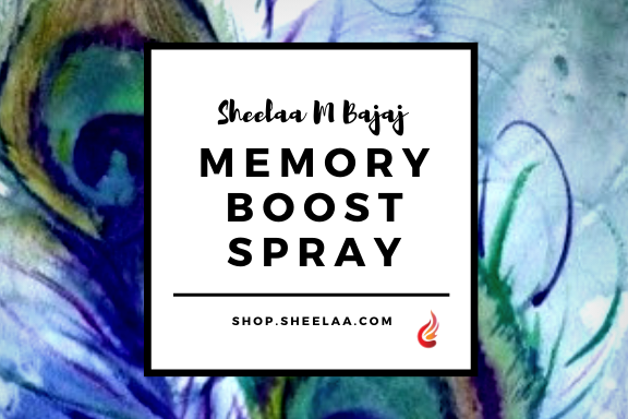 Memory Boost Spray