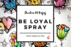 Be Loyal Spray