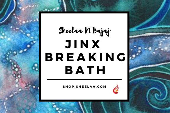 Jinx Breaking bath - JBB