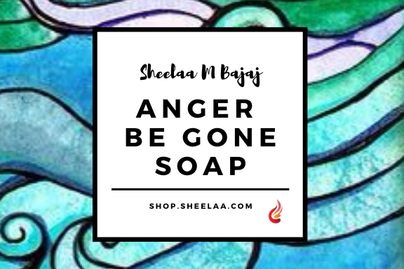 Anger Be gone Soap