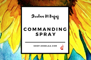 Commanding Spray