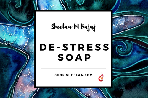 Destress Soap