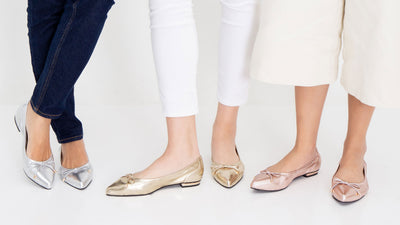 Why you should own at least one pair of flats?