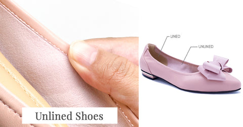 Unlined Shoes