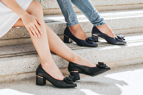 Choose shoes that offer better support
