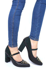 Toufie Signature Krait Marys 80. shoes with jeans