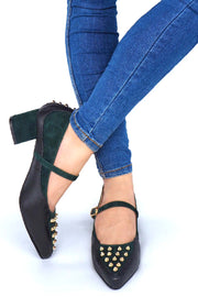 heels with jeans