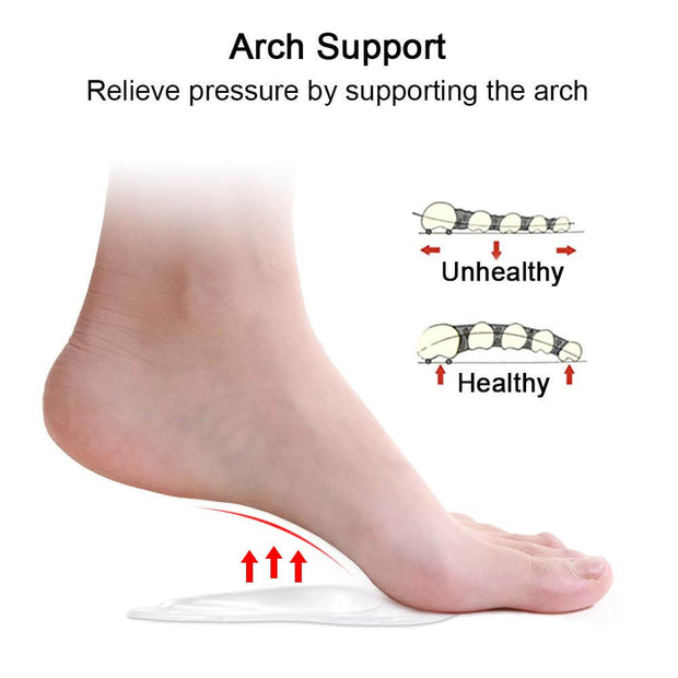 Arch support pads only at Toufie