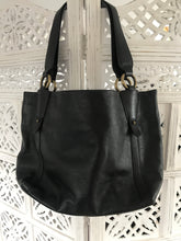 Tosca leather shopper