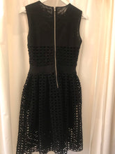 Maje black dress