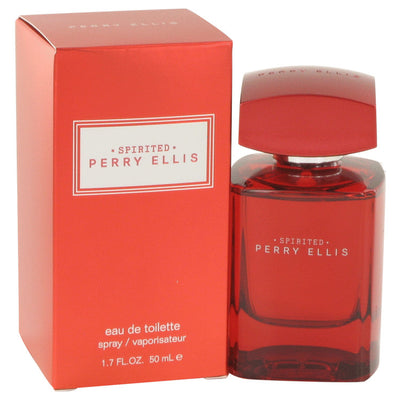 Perry Ellis Spirited Eau De Toilette Spray By Perry Ellis