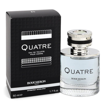 Quatre Eau De Toilette Spray By Boucheron