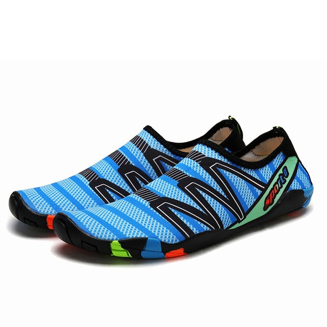 Size 28-46 Unisex Sneakers Swimming Shoes Quick-Drying Aqua Shoes