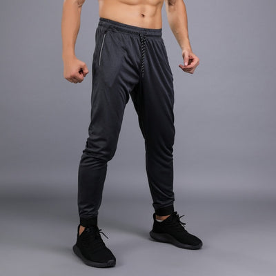 New Men's Sports Pants Hip Hop Sweatpants Fitness Joggers Long Trousers