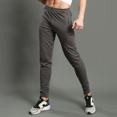 Summer Sports Pants Men's Leisure Pants Quickly Dry Fitness
