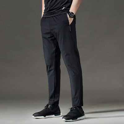 Jogging Pants Men Solid GYM Training Pants Sportswear Joggers