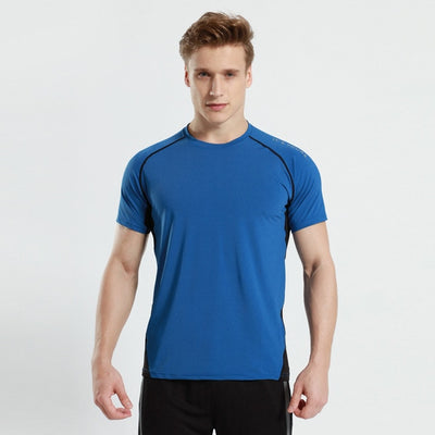 New nylon sports leisure fitness quick-drying running training T-Shirt