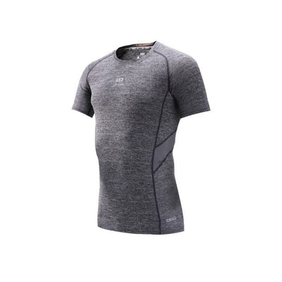 Quality Crossfit gym shirt Quick Dry Sportswear Compression Clothes