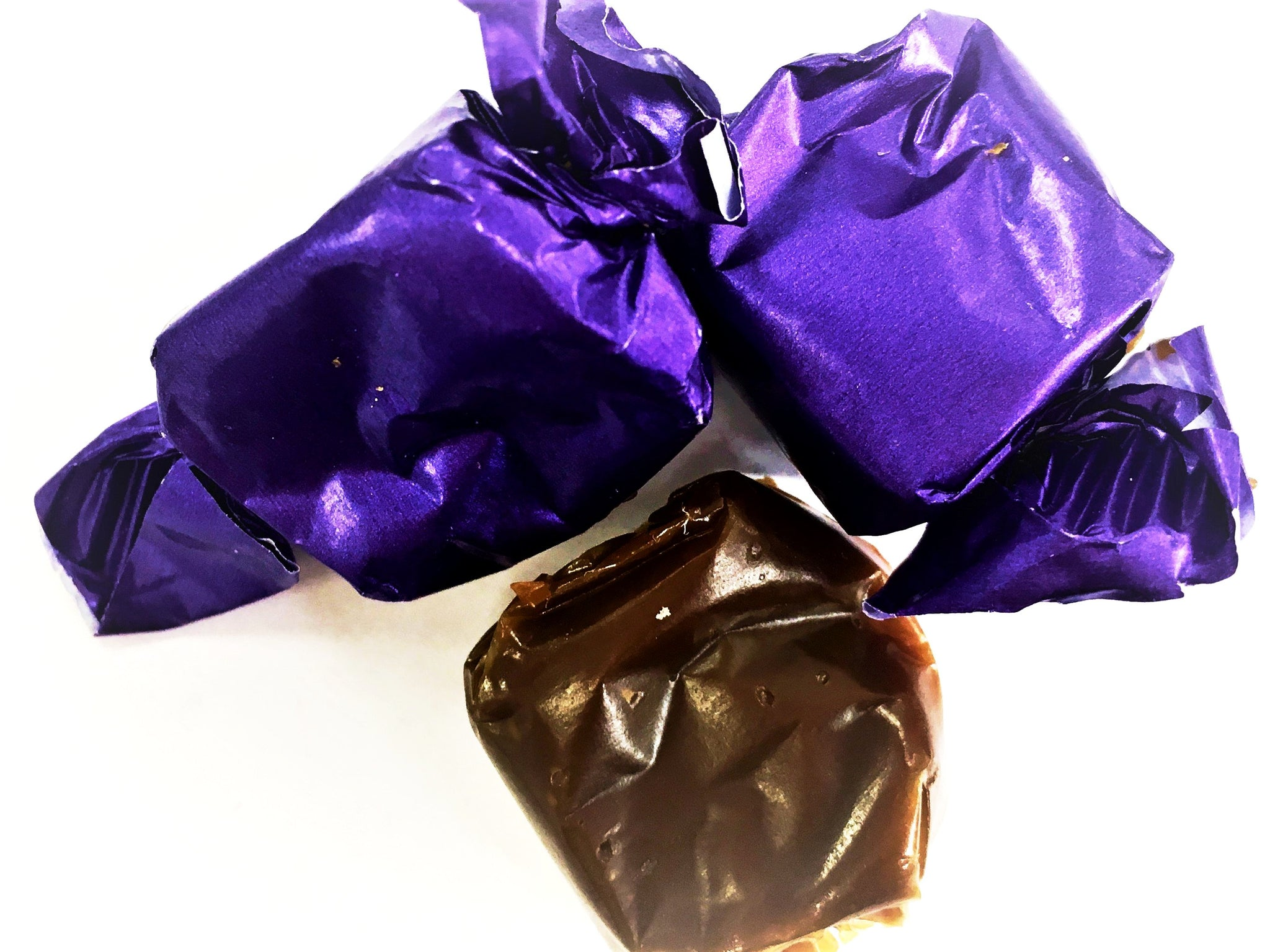 Liquorice, Honey & Butter Toffee 0094
