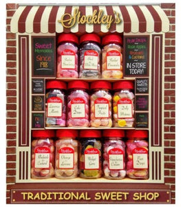 12 Jar Sweet Shop