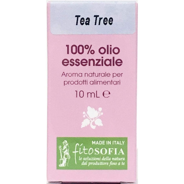 Tea Tree Oil - Melaleuca olio essenziale 10ml