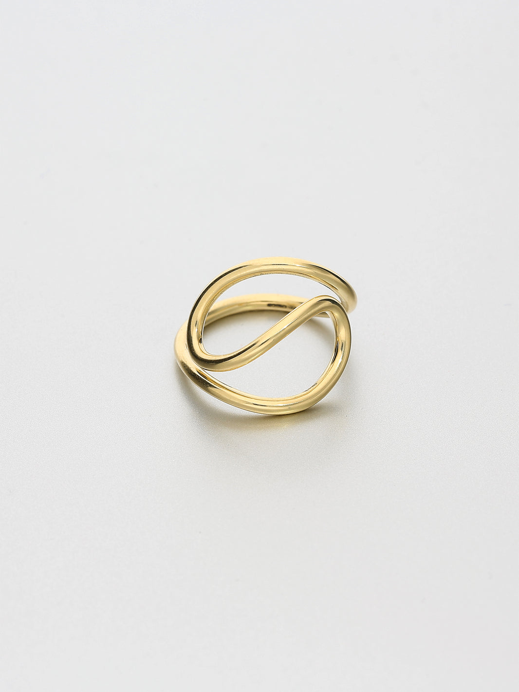 Aeon Ring, VII Yellow gold