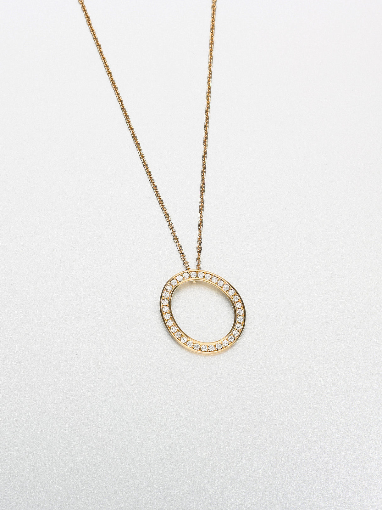 Ori Necklace, Rose gold