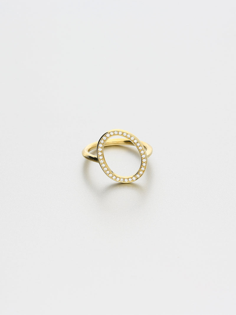 Ori Ring, Yellow gold