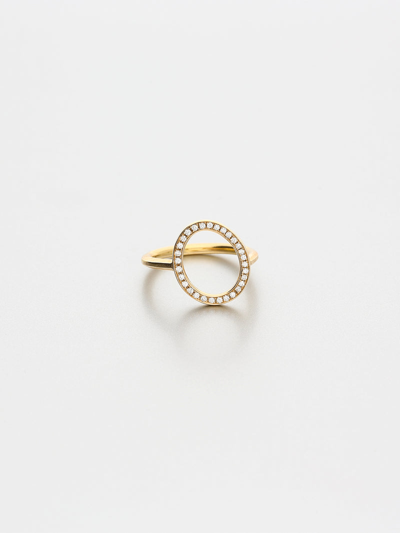 Ori Ring, Rose gold