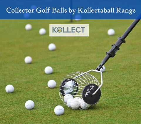 Golf balls collectors