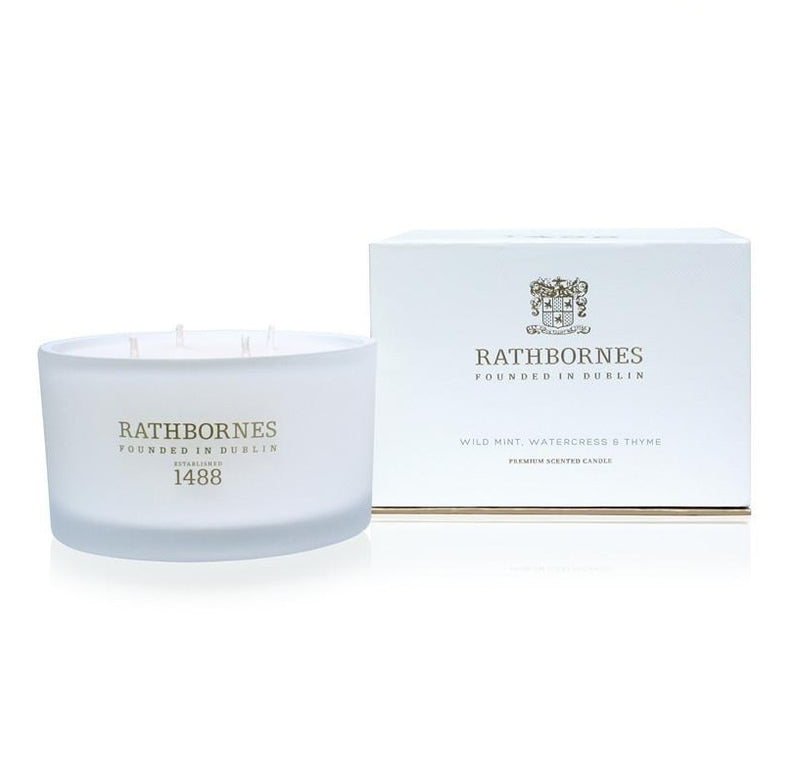 Luxury Candle Wild Mint 390g