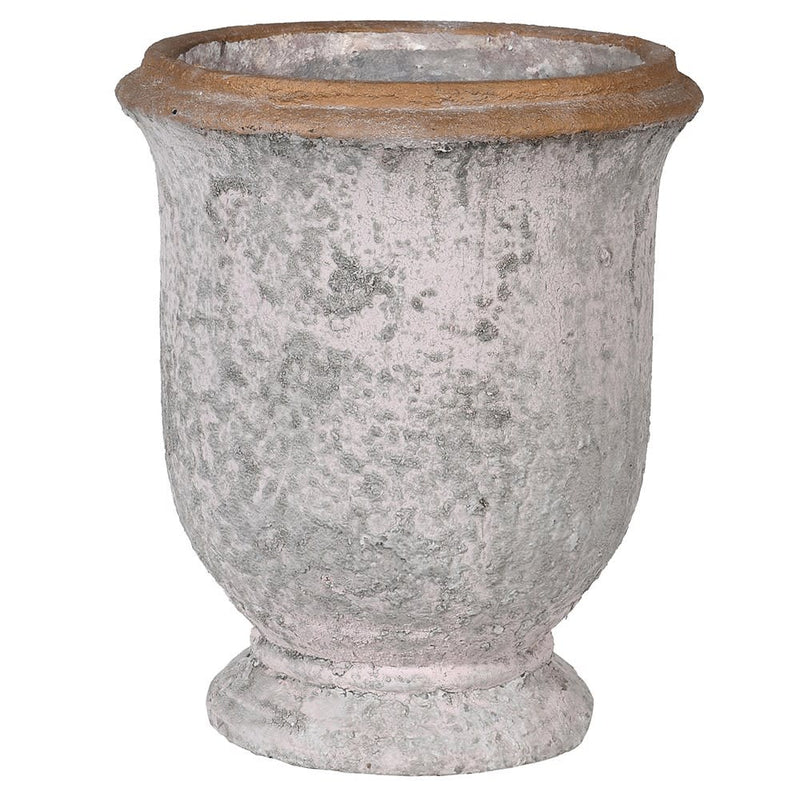 Rustic Terracotta Urn Style Planter