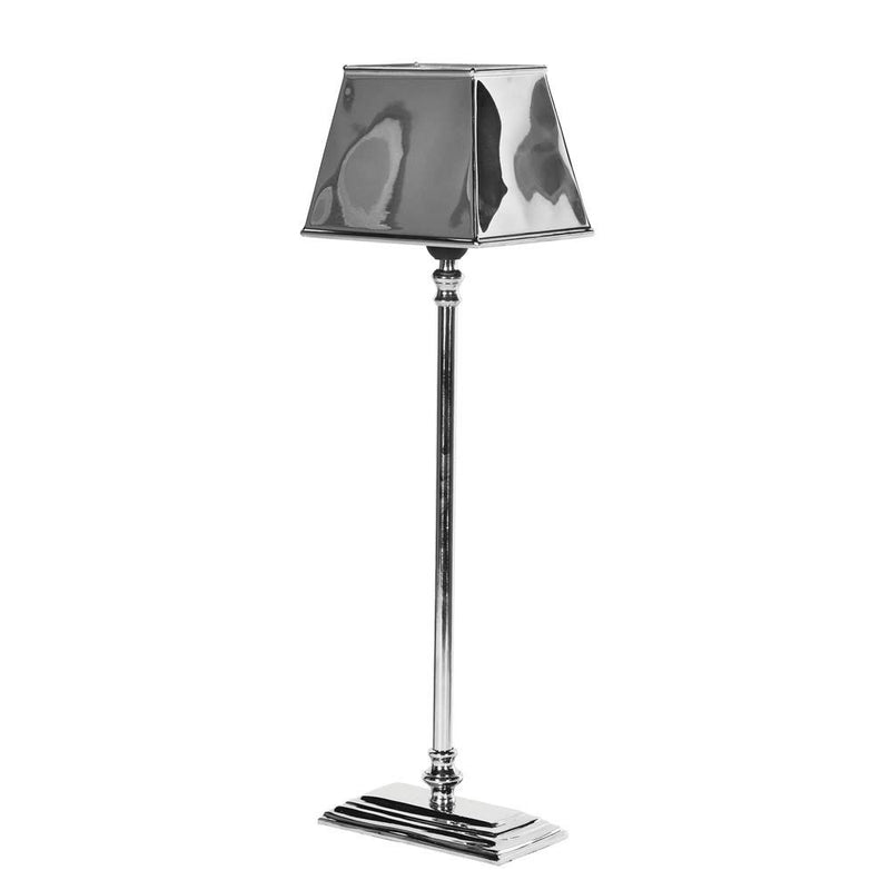 Stylish aluminium slim lamp