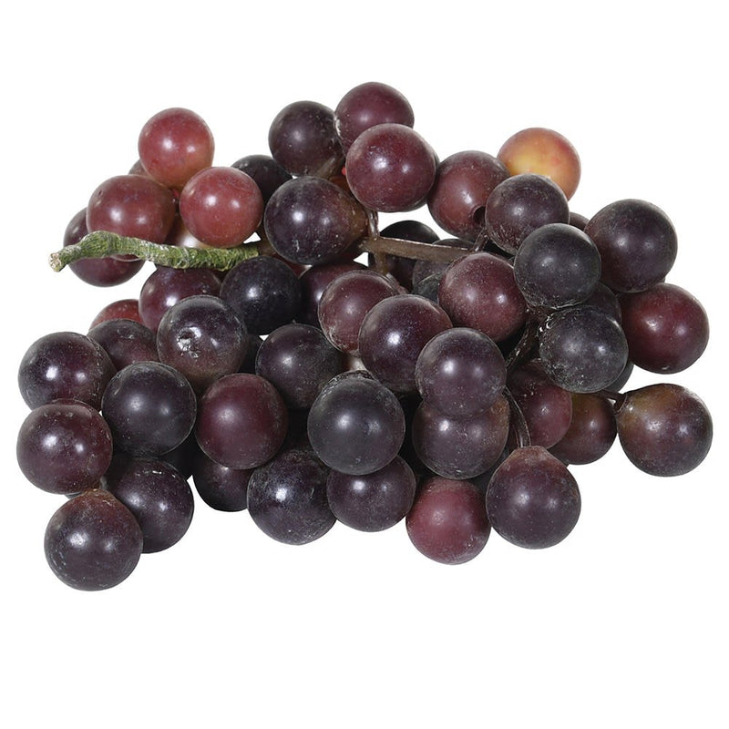 Decorative Bunch Of Red Grapes