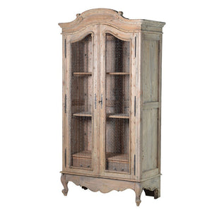 Reclaimed pine Armoire