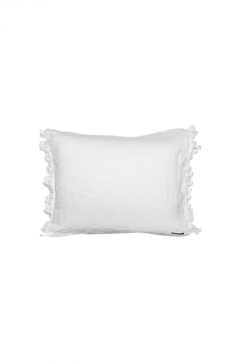 Himla Souls White Cushion