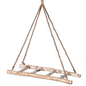 Birch Hanging Ladder