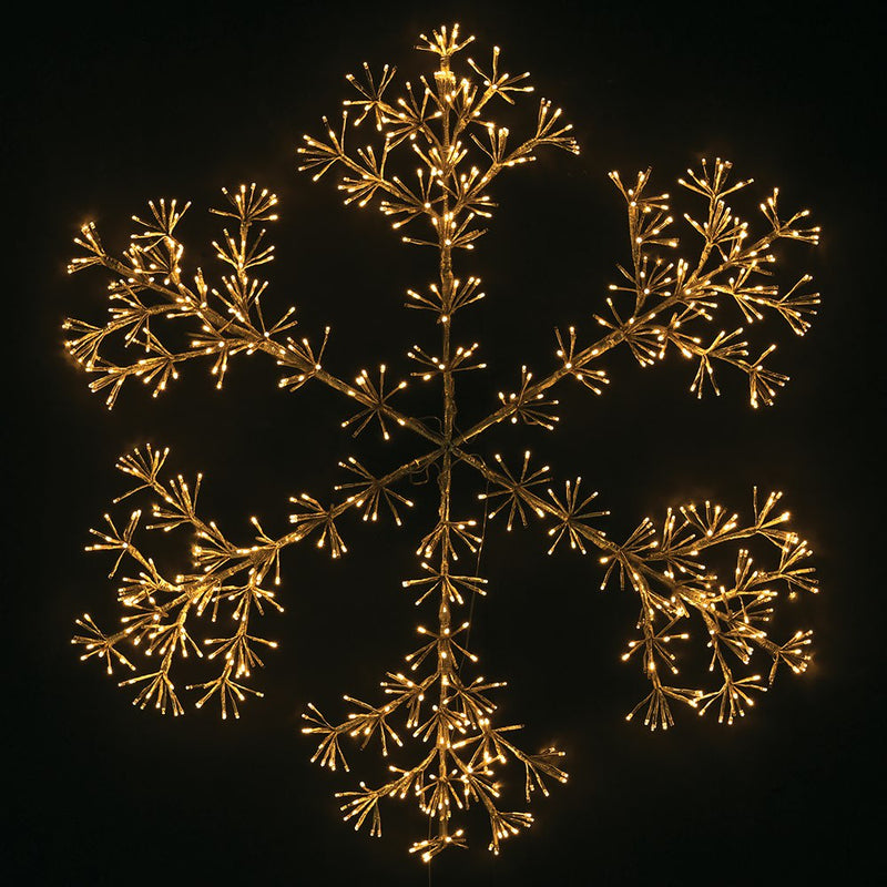 Large Led snowflake