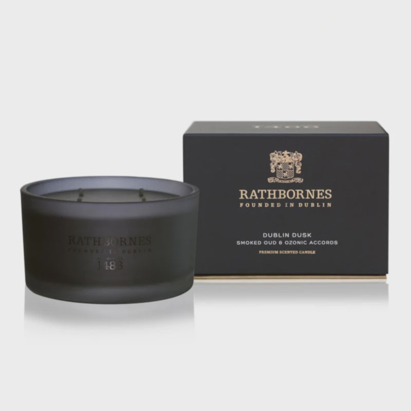 Dublin Dusk Luxury candle