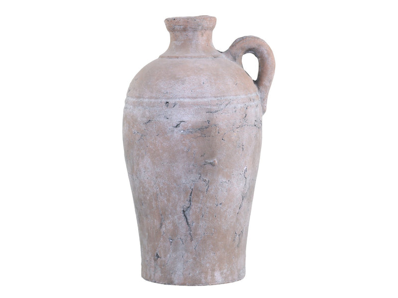 Large Terracotta Bottle