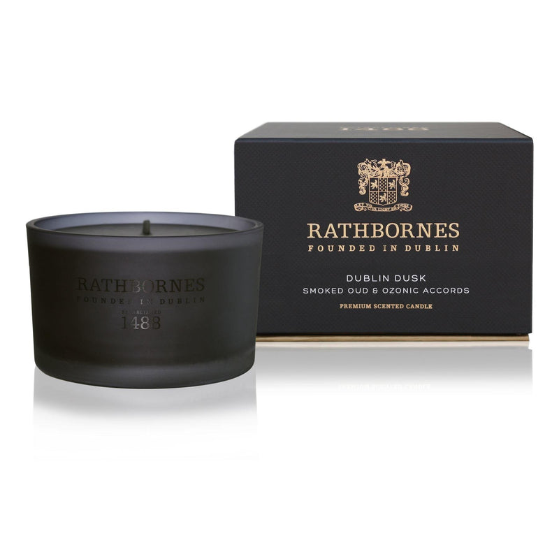 Dublin Dusk Travel Candle